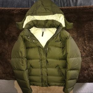 Nike Down Winter Coat/Jacket